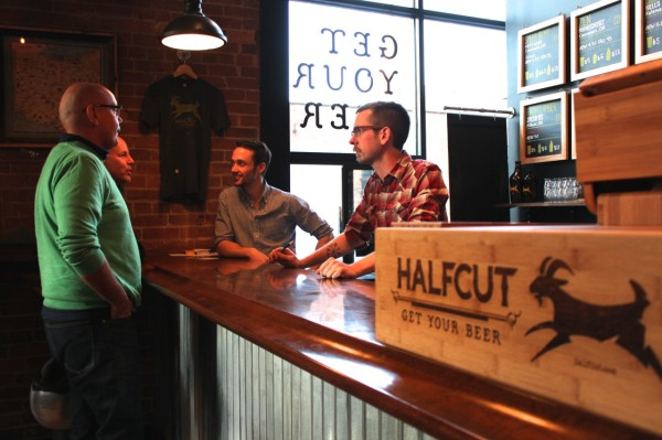HalfCut OTR new bar in town