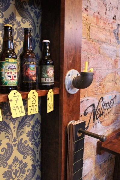 Order your own mix of bottled beer at HalfCut