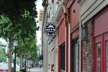 Danville Kentucky along Main Street