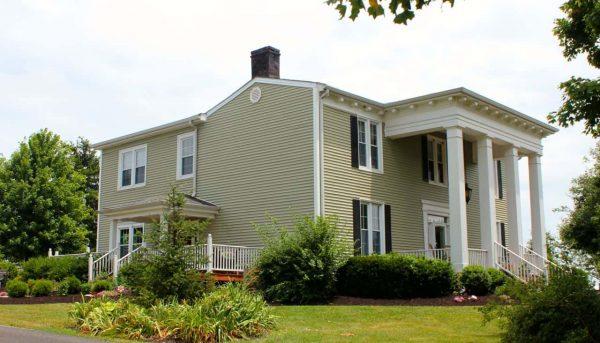 The farmhouse at The Farm LLC