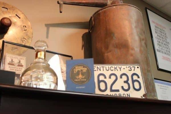 Still at Wilderness Trail Distillery