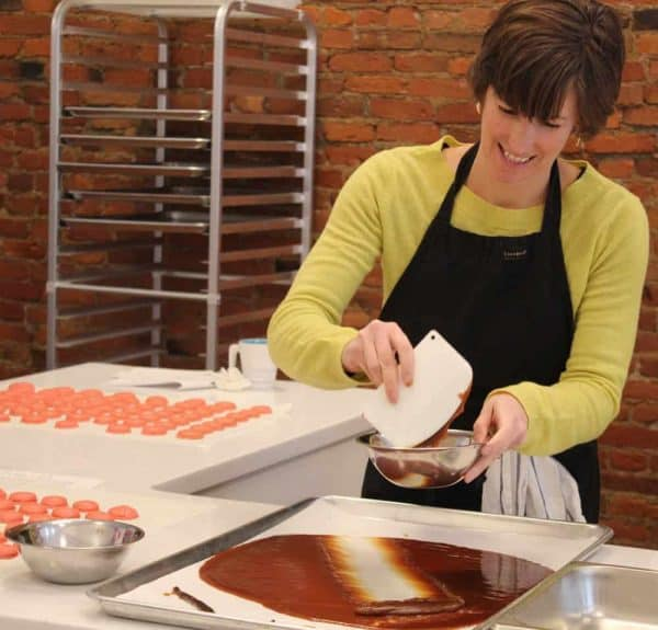 Macaron Bar classes in Over the Rhine