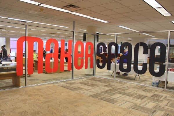 MakerSpace at the Cincinnati Public Library