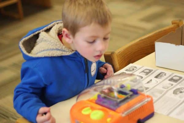 Mini MakerSpace for kids