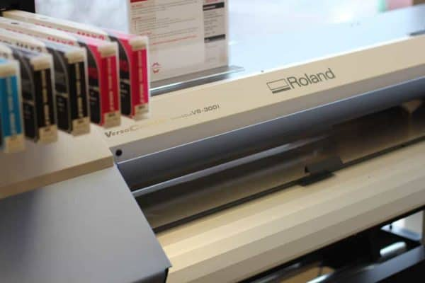 Vinyl Cutting and Printing at MakerSpace