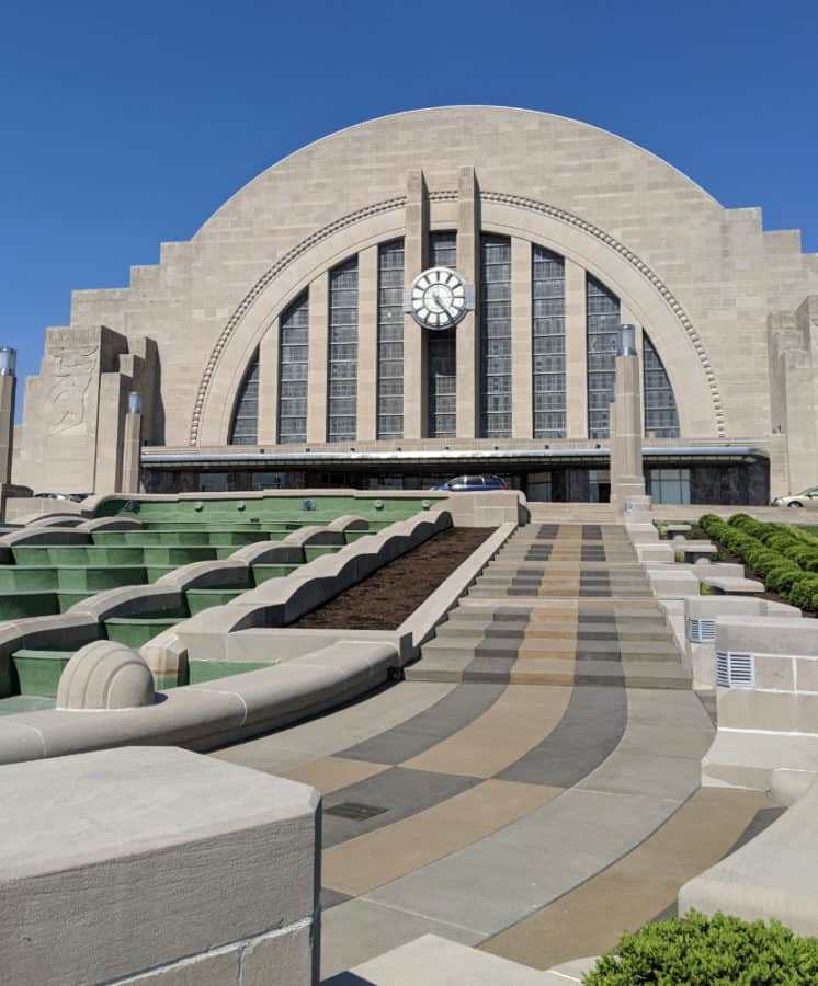 Union Terminal in Cincinnati