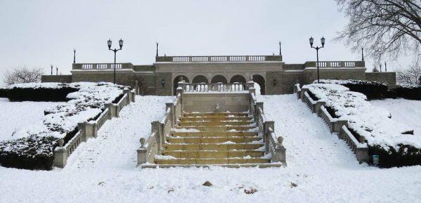 Ault Park fountain, Cincinnati