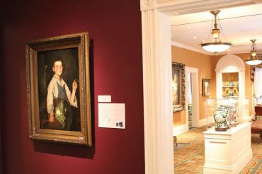 Cobbler's Apprentice at the Taft Museum of Art
