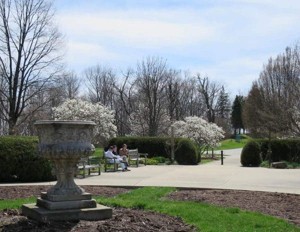 Ault Park Spring 2015