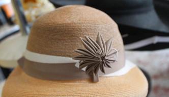 vintage hats at Mannequin Boutique
