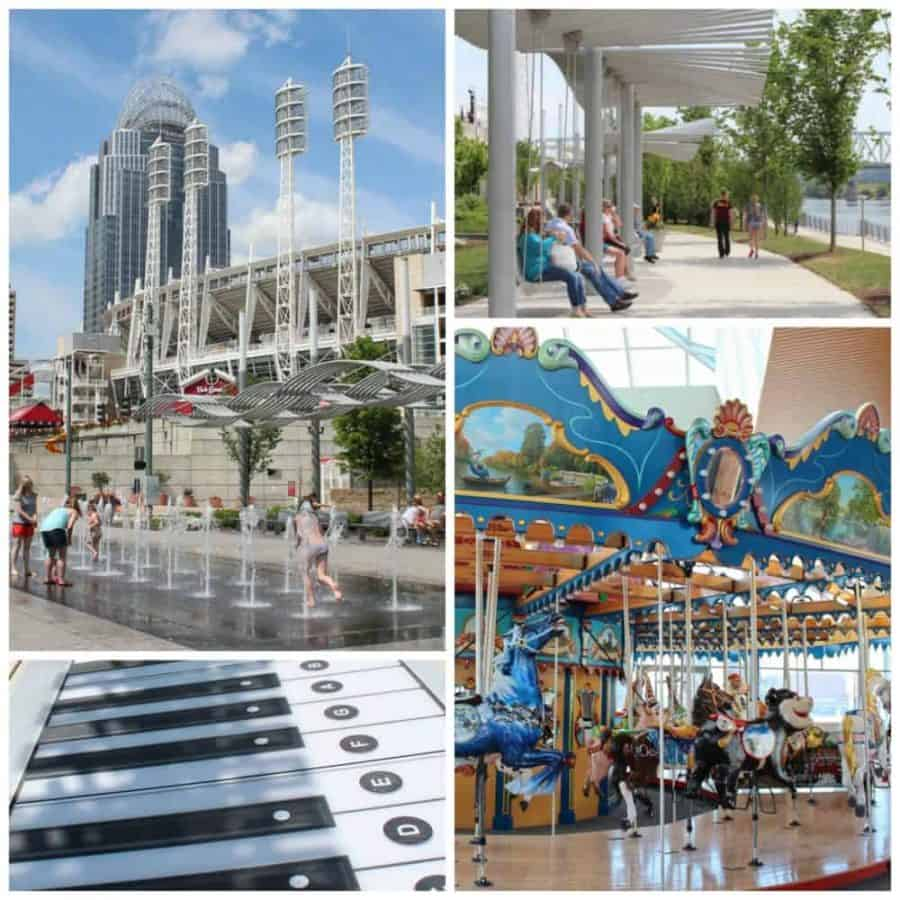 Things to do at Smale Riverfront Park