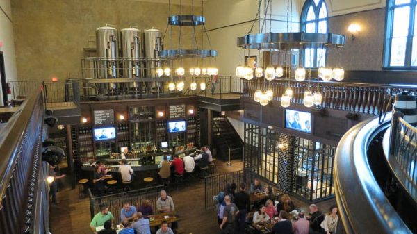 Taft's Ale House in Over the Rhine