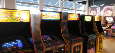 Get Your Game on at 16-Bit Bar and Arcade