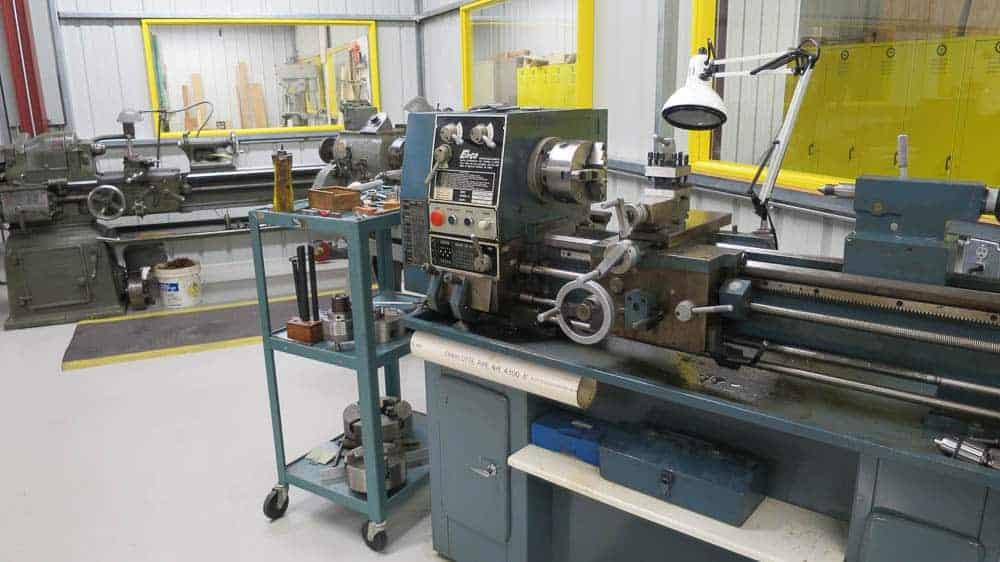 equipment at Manufactory in Cincinnati