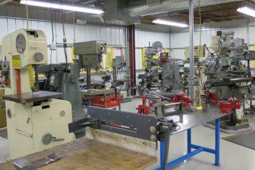 Wood working tools at Manufactory