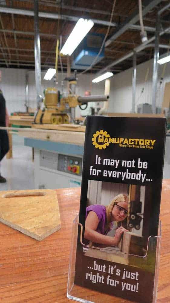 Manufactory in Cincinnati, Ohio