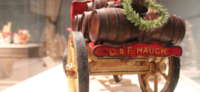 Antique Christmas at the Taft Museum of Art, 2015