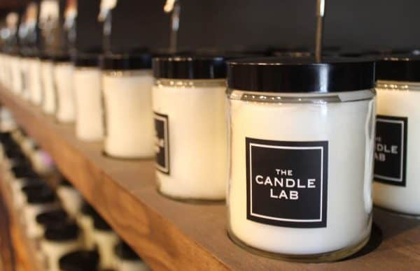 The Candle Lab in OTR