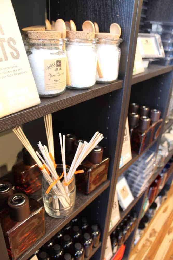 Candle Lab various scented product ideas