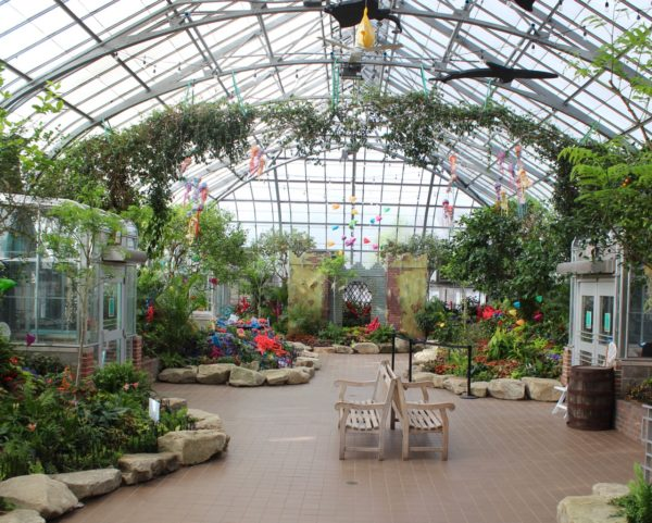 Discount coupons for krohn conservatory