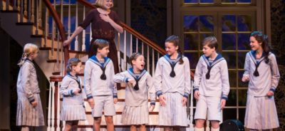 The Von Trapp Family Singers from The Sound of Music in Cincinnati