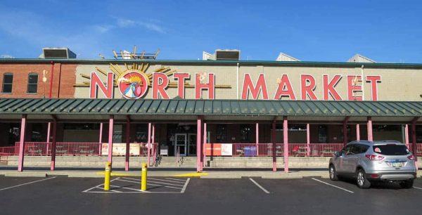 North Market in Columbus Ohio