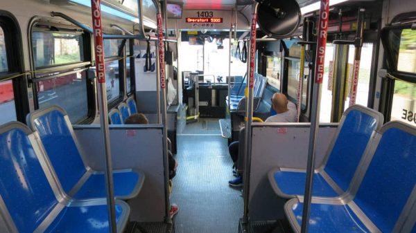 CBus transportation in Columbus Ohio