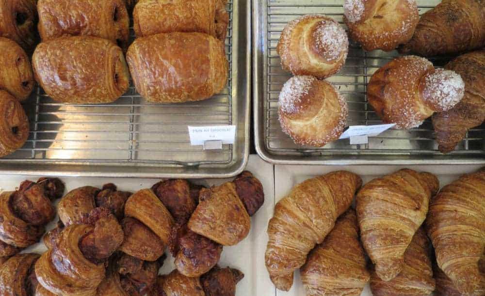 Pistachia Vera pastries in Columbus Ohio