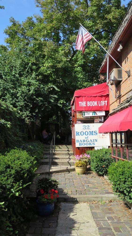 The Book Loft in German Village - Columbus, Ohio