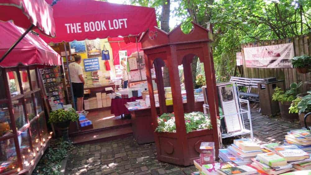 The Book Loft in Columbus Ohio