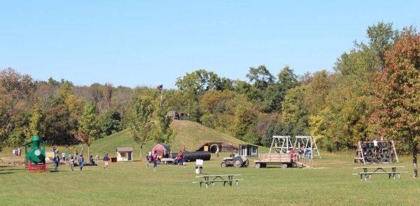 playground at Bonnybrook Farms