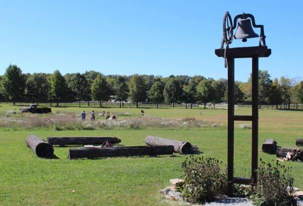 Bonfires and Golf at Bonnybrook Farms