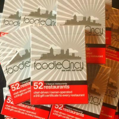 Foodie Cincy Giveaway
