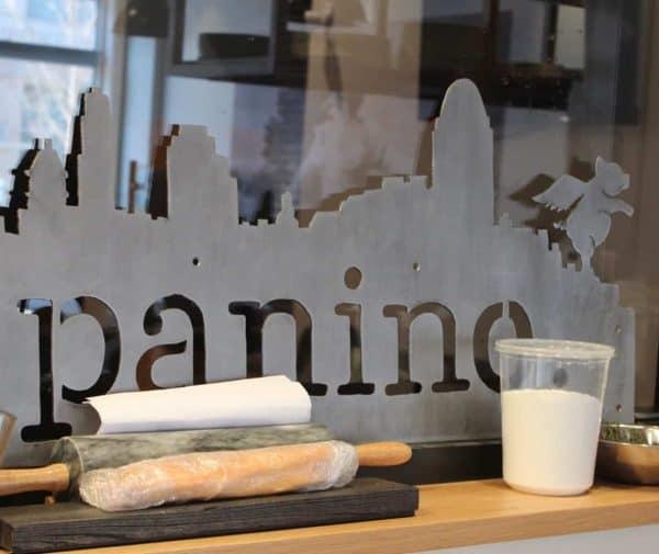 Panino signage