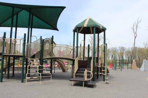 Play Area at Bicentennial Park