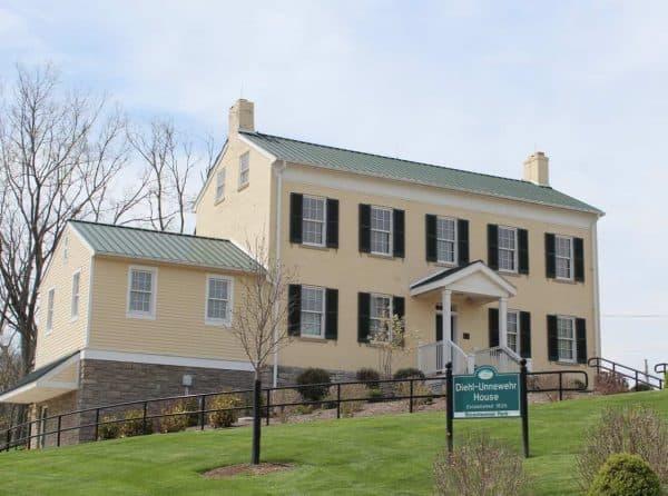 Diehl House, childhood home of Marge Schott