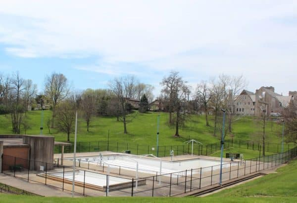 pool at Ryan Memorial Sports Complex