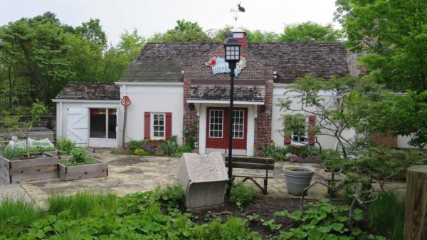 Learning Center at Highfield Discovery Gardens