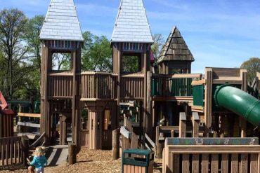 1000 Hands Park in Pleasant Ridge