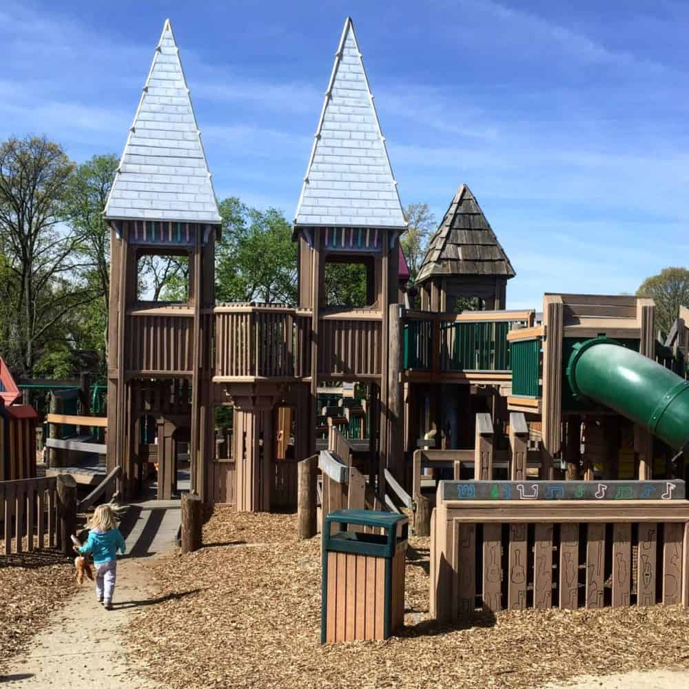 1000 Hands Park in Pleasant Ridge