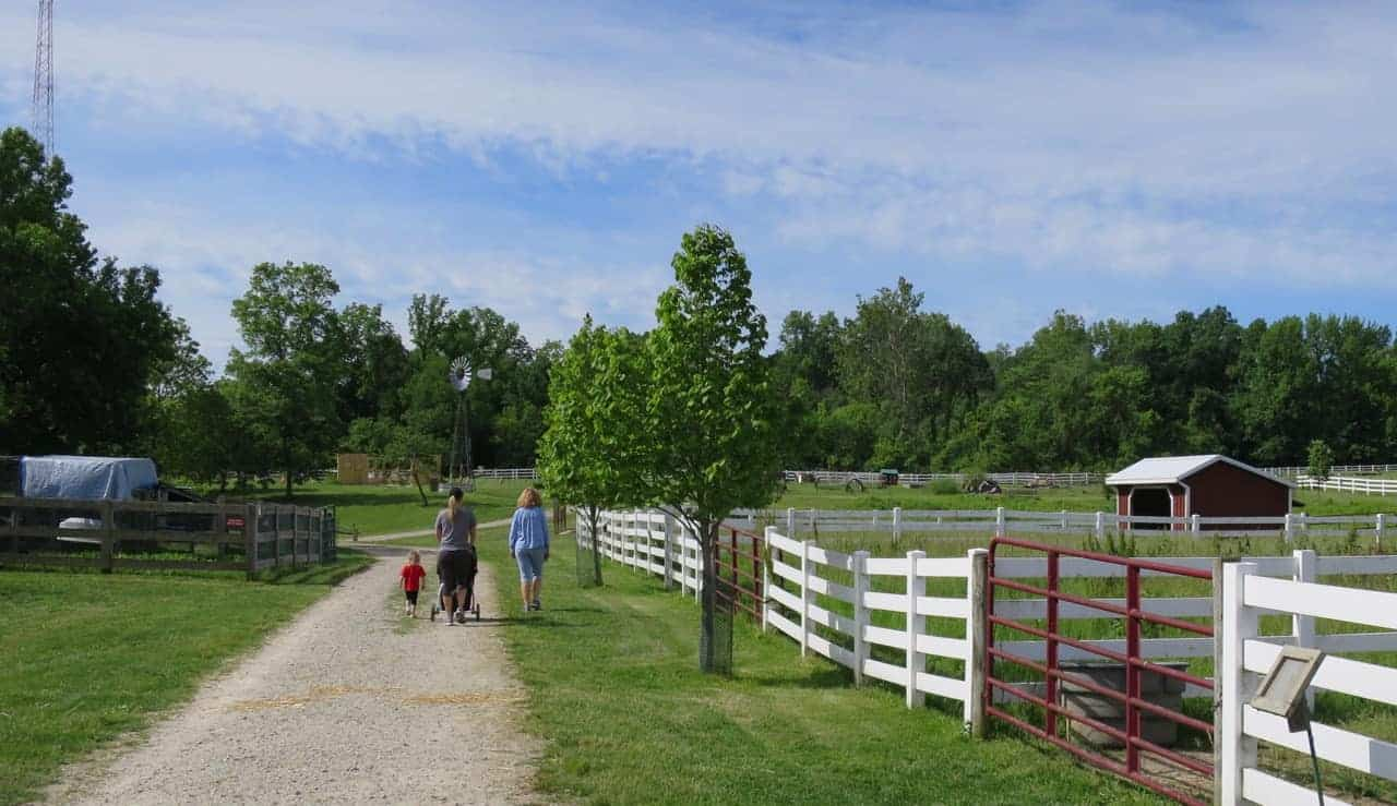 Parkys Farm