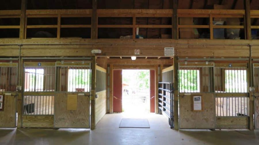Parky's Farm Horse Barn