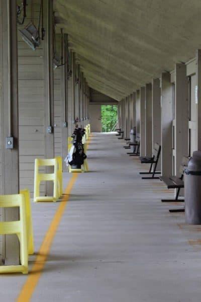 Meadow Links Practice Tees