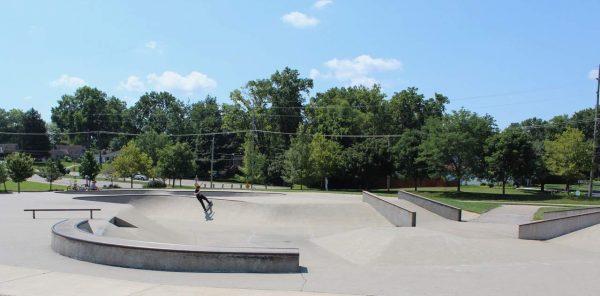 Skate Park at Beech Acres Park