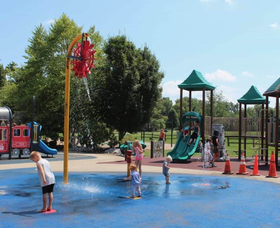 Beech Acres Splash Pads