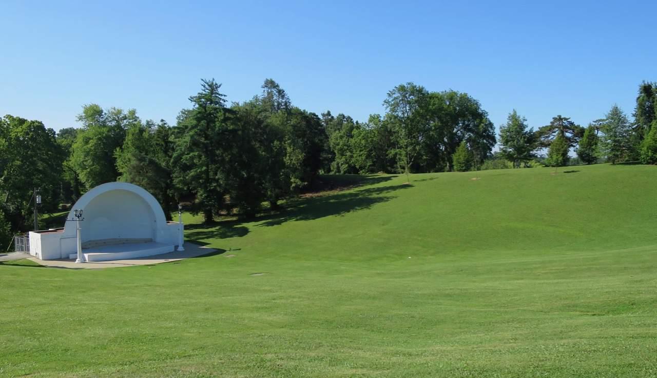 Devou Park Bandshell in Covington