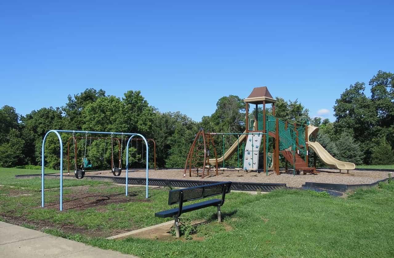 playground at Devou Park