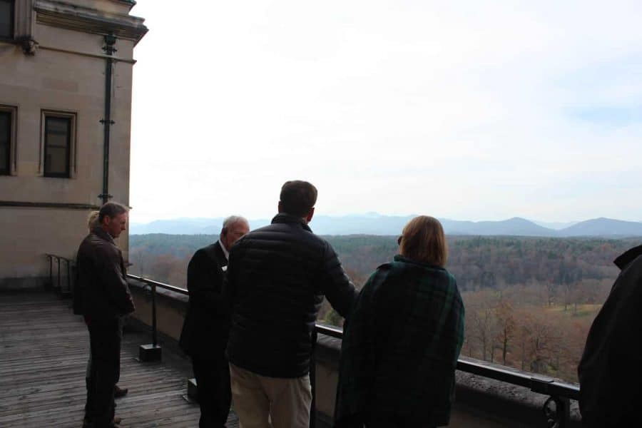 Rooftop Tour at Biltmore