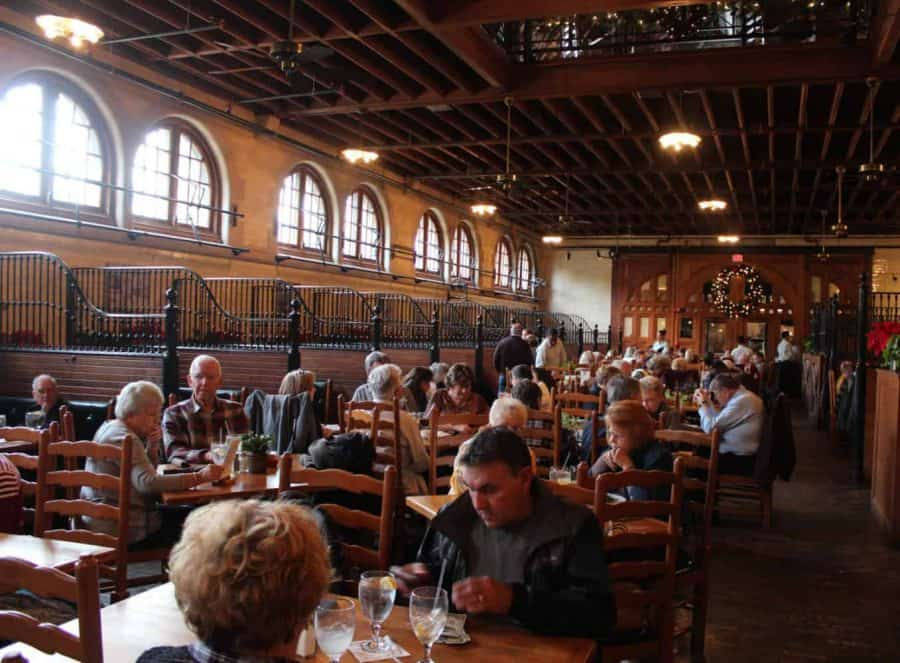 Stable Cafe at Biltmore