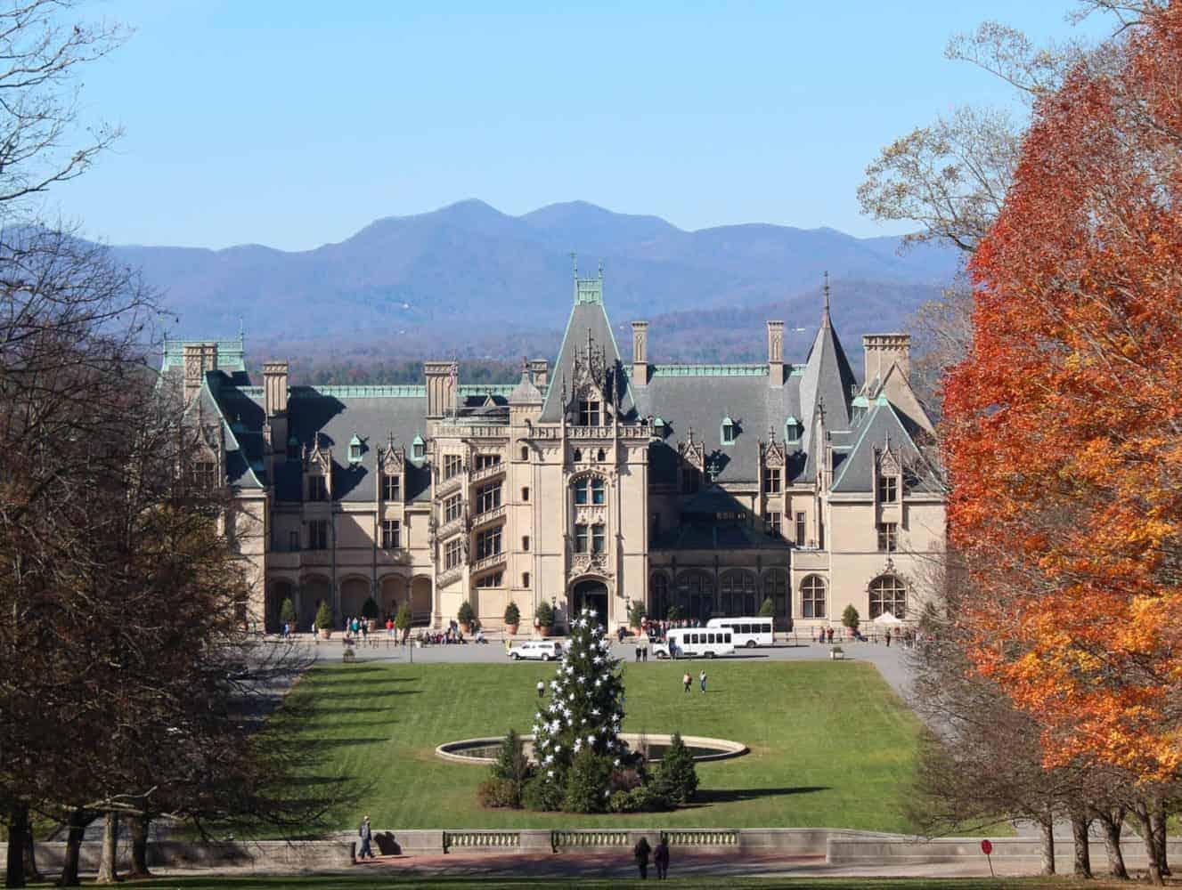 Biltmore Estate in Asheville NC